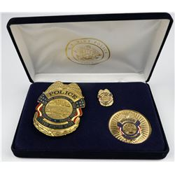 US Mint Police 2009 Inauguration Badge  (125357)
