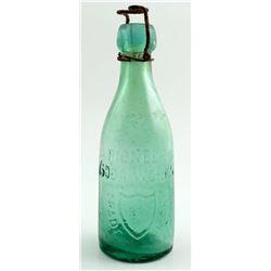 Pioneer Soda Works Bottle  (29740)