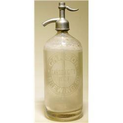 Seltzer Bottle / Carson City Brewing  (106271)