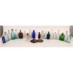 Antique Bottle Group  (126953)