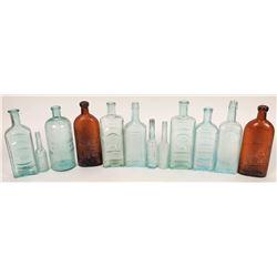 Antique Cures, Sarsaparilla etc. Group  (126595)
