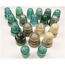 Glass Insulators   (125584)