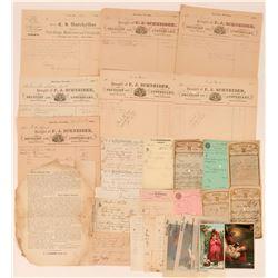 F.J. Schneider Druggist Archive  (113373)