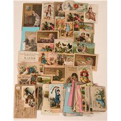 Reno, Nevada Trade Card Collection  (113507)