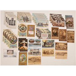 Pan Pacific Postcard Group  (125450)