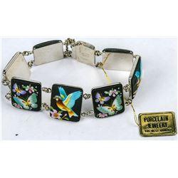 Toshikane Porcelain Bracelet  (126690)