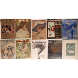 Art of Sheet Music Assortment  (124664)