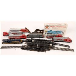Assorted Model Diesel Trains  (125974)