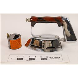 Montgomery Ward Quick Lighting Gasoline Iron  (124719)