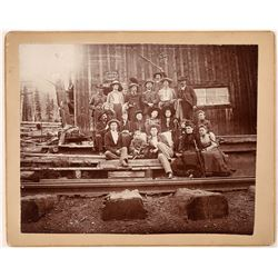 Pacific Express Office Family Photograph  (122514)