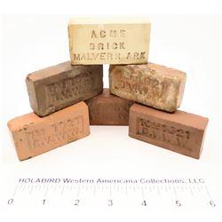 Salesman Sample Bricks  (125598)