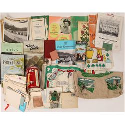 Ireland related collectibles  (125989)