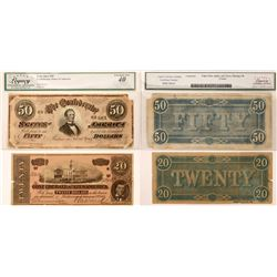 Confederate States of America Currency  (124440)