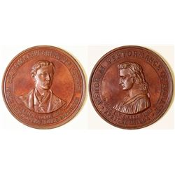 Grand Opera House Medal  (127065)