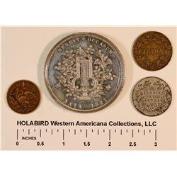 Jenny Lind Medal Group  (127063)