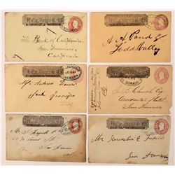 Mother Lode Wells Fargo Cover Collection  (123801)