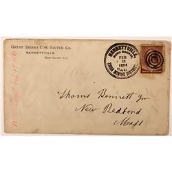 Bennettville/Mono County/Apr23, 1884/Cal./Tioga Mining District  (123768)