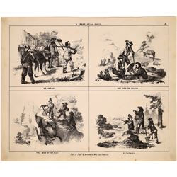 Lettersheet - Mining Business in Four Pictures – Britton & Rey Version   (126737)