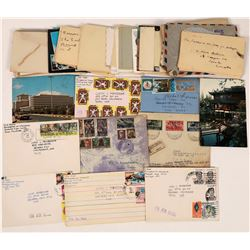 Foreign Postal History Collection  (123488)