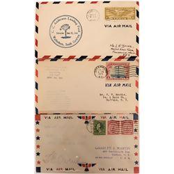 South Carolina Air Races & Dedications Covers  (116831)