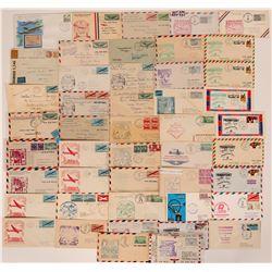 Transatlantic First Flight Covers (40)  (117120)