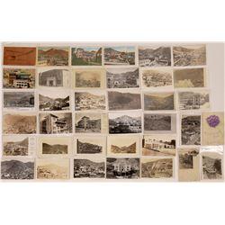 Bisbee Arizona Real Photo Postcard Collection  (126624)