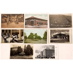 Douglas Arizona Postcard Collection  (126622)