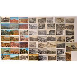 Jerome Arizona Historical Postcard Collection  (126602)