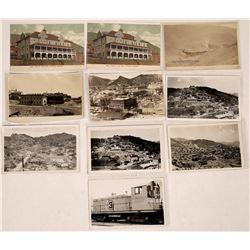 Morenci Arizona Real Photo Postcard Collection  (126619)