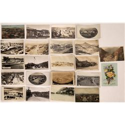 Nogales Arizona Real Photo Postcard Collection  (126625)