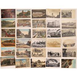 Phoenix Area Postcard Collection  (126629)