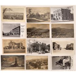 Prescott Arizona Real Photo Postcard Collection  (126620)