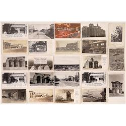 Tombstone Arizona Real Photo Postcard Collection  (126618)