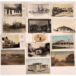 Historic Tucson, Arizona, Postcards - 13  (126685)
