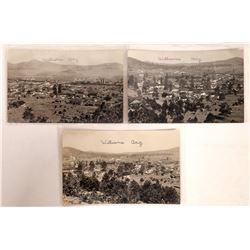 Williams Arizona Bird's Eye View Postcard Collection  (126603)