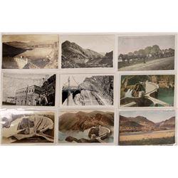 Arizona Dams Postcard Collection  (126626)