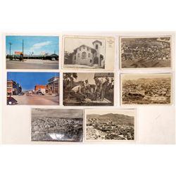 Globe and Miami Arizona Postcard Collection  (126604)