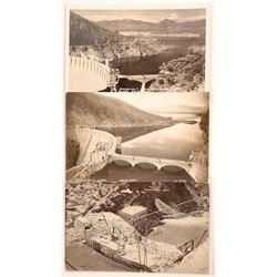 Roosevelt Dam, Arizona Postcards  (105118)