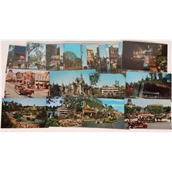 Collection of 1950's Disney Postcards  (123513)