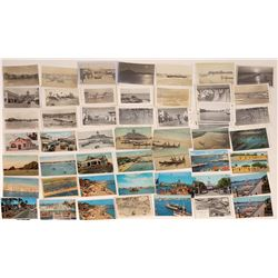 Balboa Island, CA, Postcards ~ 75  (126200)