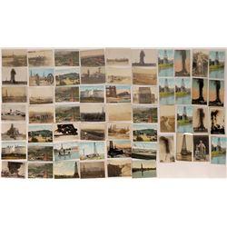 Coalinga Oil Fields Postcard Collection  (122522)