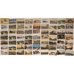 Coalinga Postcard Collection  (122521)