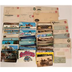 Fresno Postcard & Cover Collection  (115540)