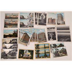 RPC & Litho Fresno, CA Unused Postcards  (120314)