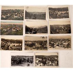 Grass Valley Bird's Eye View Postcards  (122526)