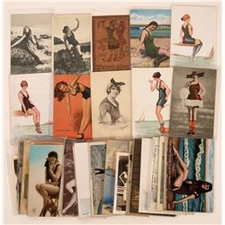 Bathing Beauty RPC's & Postcards-30  (125710)