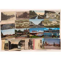 Lodi CA & Surrounding Area Postcards-31  (125709)
