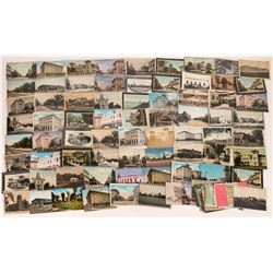 Merced California Postcard Collection  (126450)