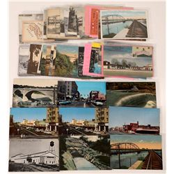 Modesto CA. RPC's & Postcards  (126499)