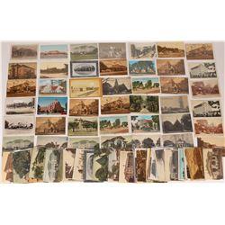 Palo Alto Buildings Postcard Collection  (122535)